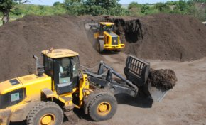 Soil systems abc compost is suitable for use in both in vessel